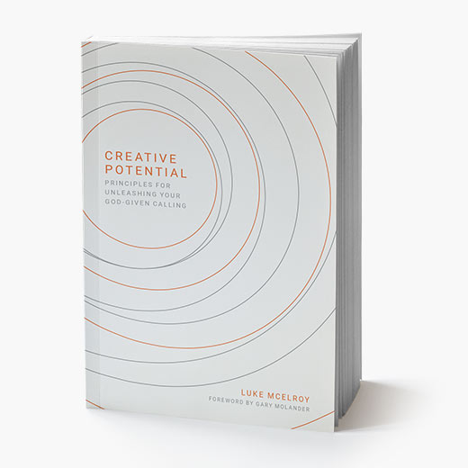 Book: Creative Potential by Luke McElroy