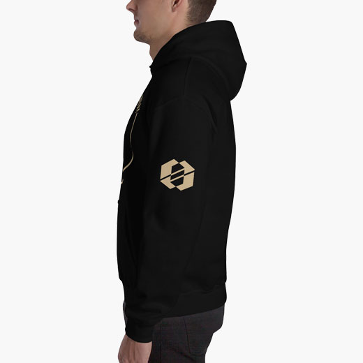 Never Just Another Sunday Circle Hoodie 3