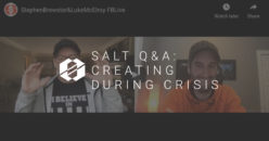 SALT Q&A:  Creating During Crisis
